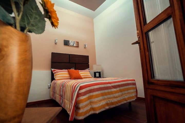Centro histórico Suite Los Girasoles