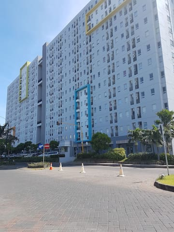 The Best Apt in East Surabaya . - Rungkut - Apartment