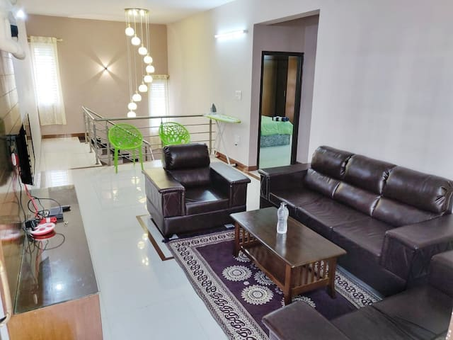 3 bedroom spacious Duplex flat in JP Nagar - D1
