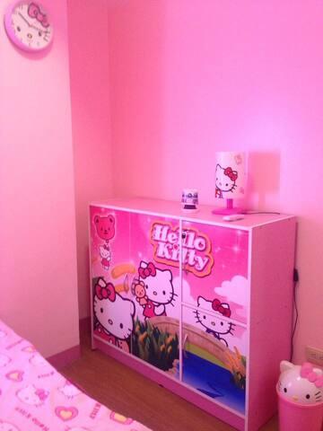 Hello Kitty Condo Penthouse Marikina