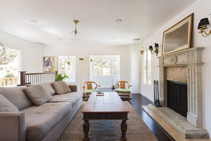 Laurel Canyon Retreat