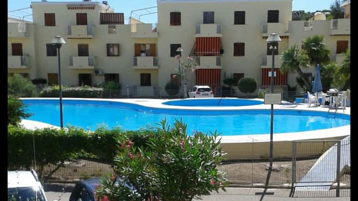 Appartamento Alghero  con  piscina zona lungo mare