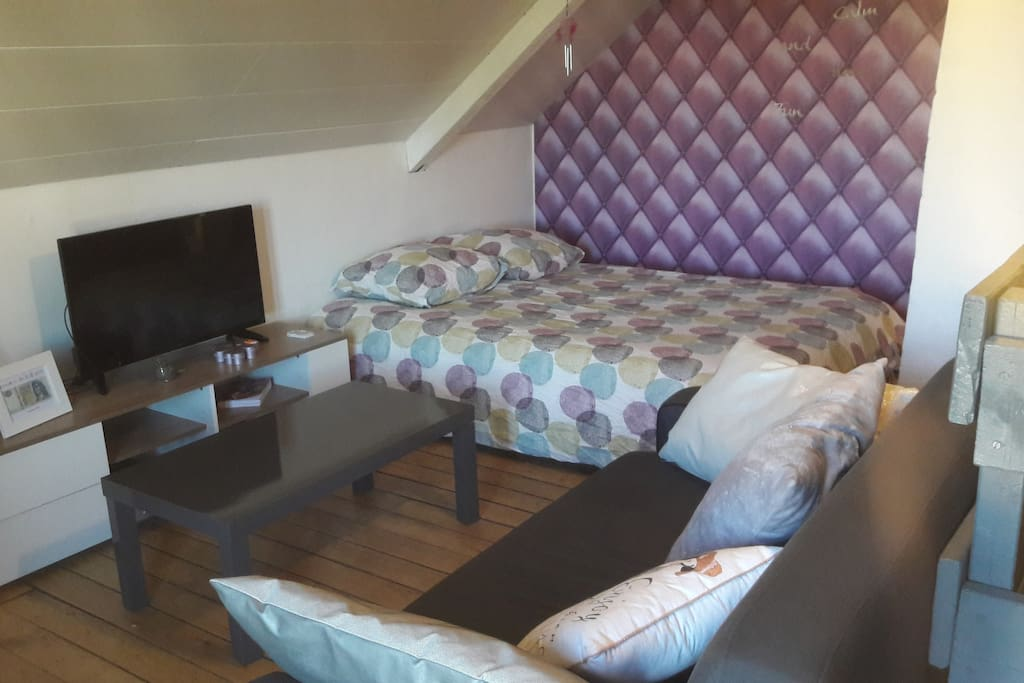 Chambre sdb privative petit d jeuner maisons louer for Chambre agriculture champagne ardenne