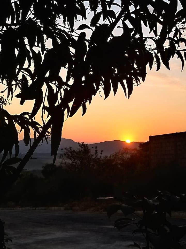 Encante-se, a melhor vista da Serra da Canastra!