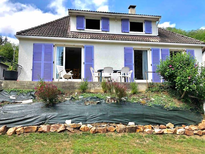 Villa charme proche Vichy