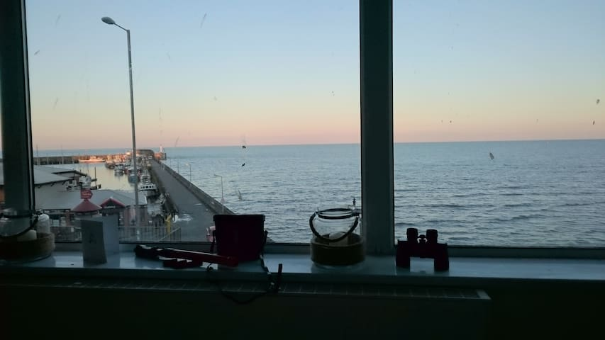 """Seas The Day"" incredible sea views - Bridlington - Apartment"
