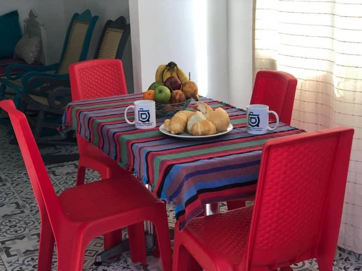 Getsemani. BOGAVANTE,  refugio cómodo del Caribe