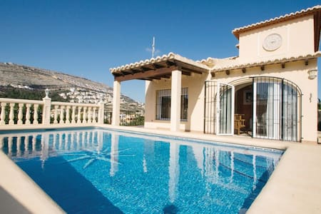 4 Bedrooms Home in Benitachell - Benitachell - Talo