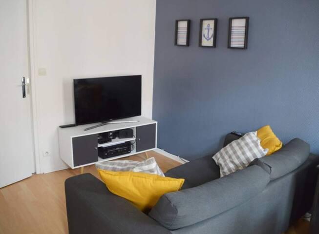 Appartement Centre-ville/Fac de Droit