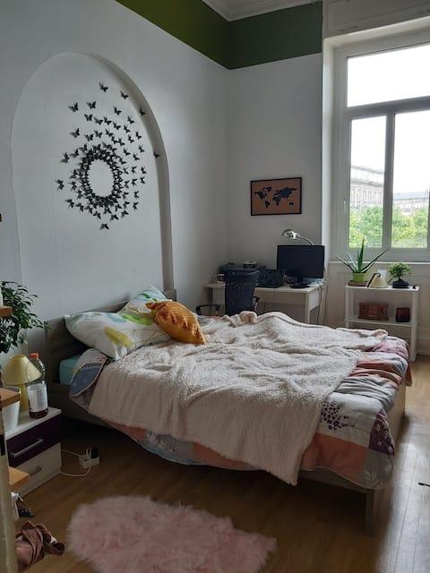 Sous-location chambre dans colocation