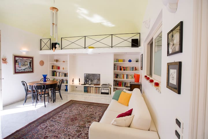 Charming historic flat in the heart of Cefalù