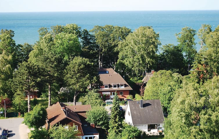 Holiday apartment with 1 bedroom on 38m² in Hohwacht