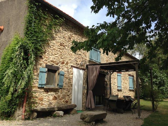 gite rural tout confort classé 4* - Midi-Pyrénées - Haus