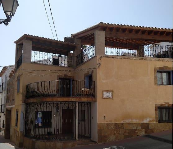 Casa La Quintana, relax a 15 minutos de Benidorm.