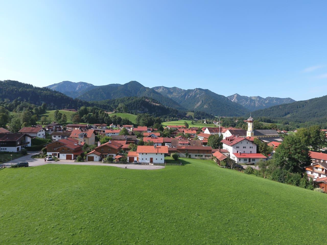 Fischbachau im Leitzachtal Obb.
