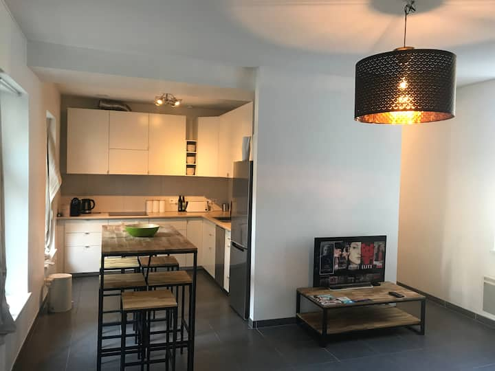 ♥3 Bedrooms House 5' to City & Kirchberg +Parking♥