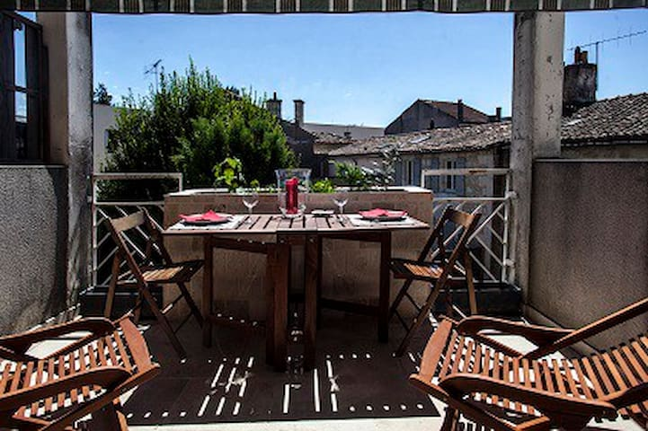 Le Balcon de la Charente - Angoulême - Apartamento