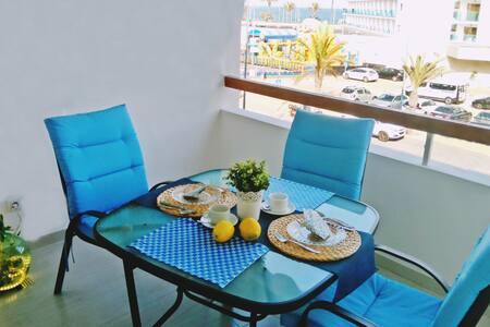 Luxury apartament with sea views
