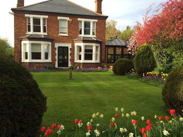 The Chestnuts Bed and Breakfast - Terrington St. John