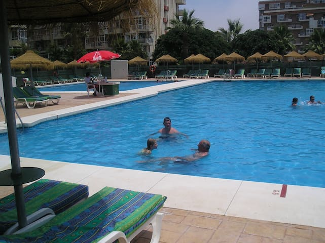 Studio apartment in Banalmadena