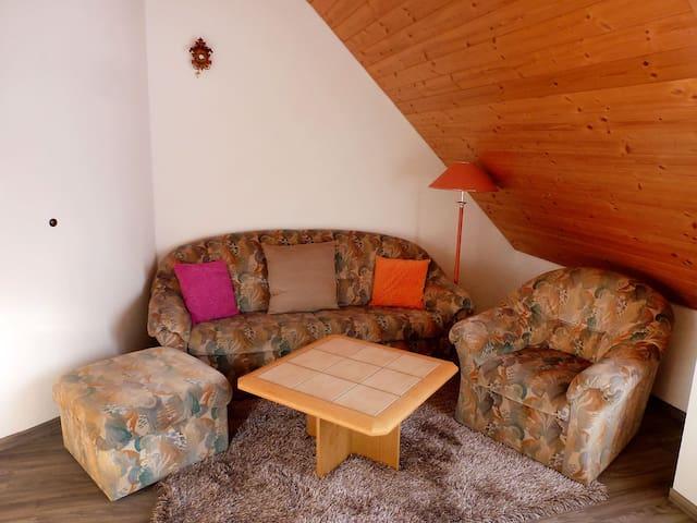 Cozy Apartment Schwarzwaldblick 4425.7 - Schonach im Schwarzwald - Byt