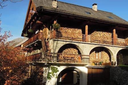 Terrasse des arcades - Vallouise