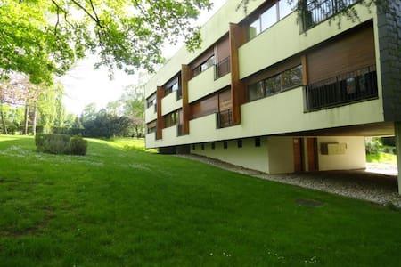 Appartement F2 en pleine nature au coeur d'un golf - Le Coudray-Montceaux - อพาร์ทเมนท์