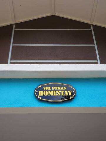 Homestay Sri Pekan Jerantut Pahang-Malaysian only