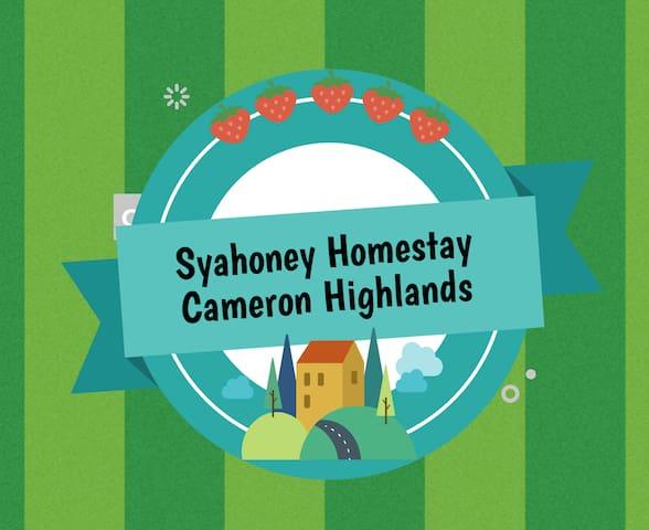 Syahoney Homestay Cameron Highlands Unit 1