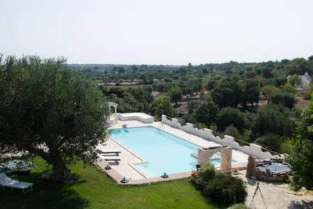 630 Charming Villa with Pool/Ostuni - Cavallerizza