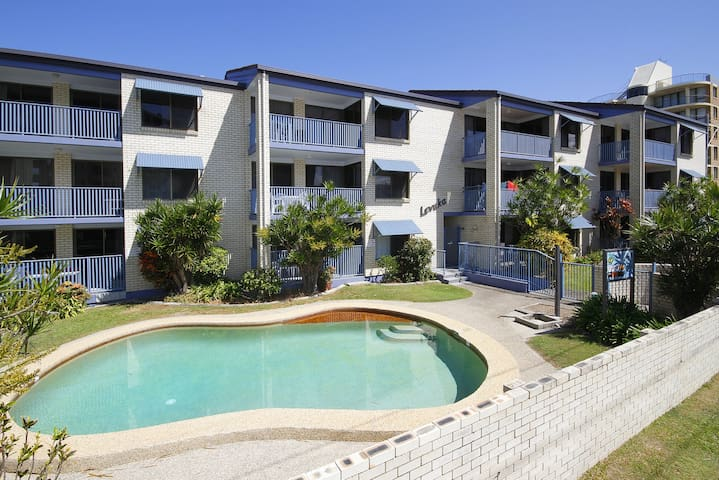 Levuka Unit 4, 14 Moreton Pde. Kings Beach