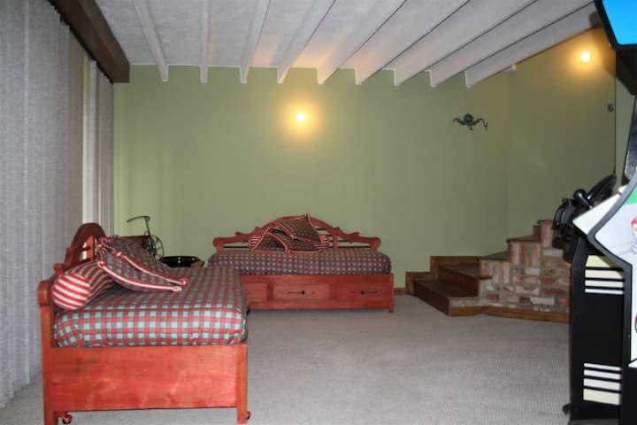 Guatavita Suite Juegos Casa Quinta La Esperanza