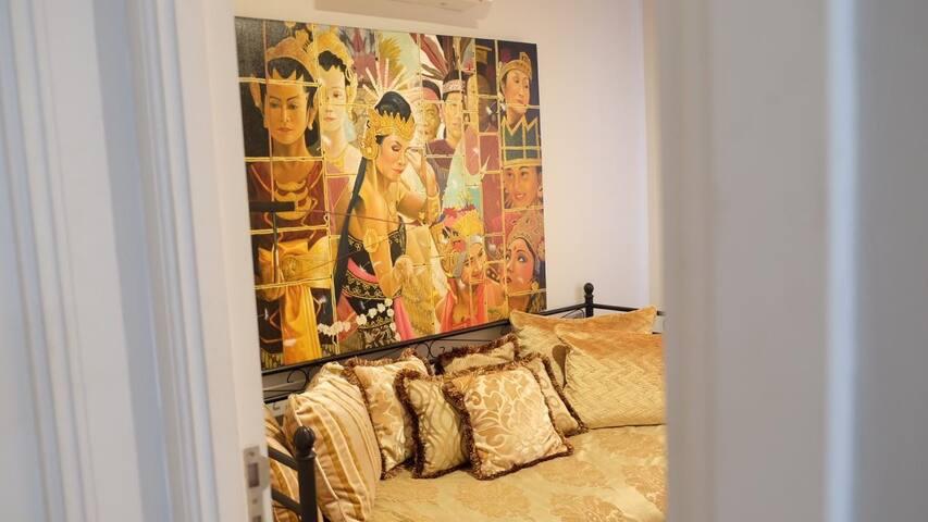 Large Indonesian Designed Condominium