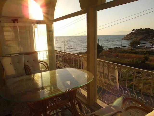 Tolle 3 Zimmerwohnung am Meer - Aydın, TR - Apartment
