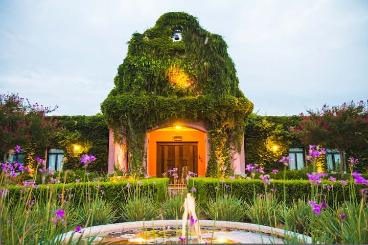 Unique property in Santa Maria de Lobos Polo Club