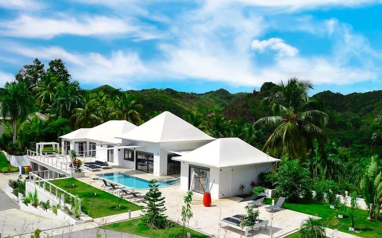 La Villa Contemporaine. 12Pers/maxi