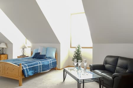 Enormous, bright and updated suite - Kent