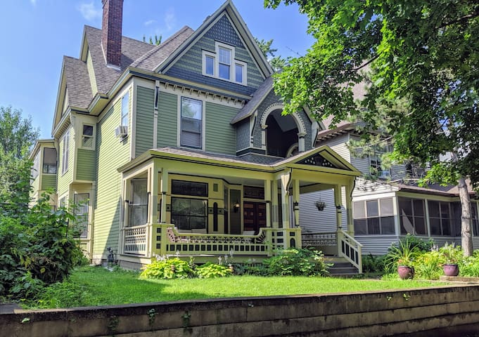 Victorian Classic with Modern Amenities