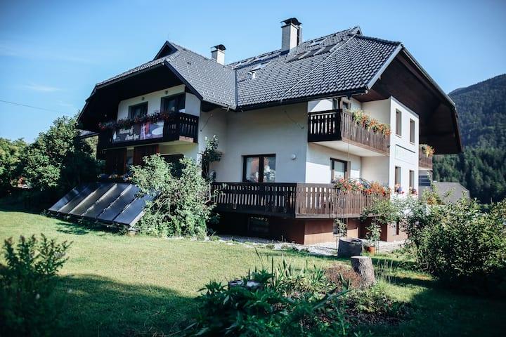 Room with breakfast in the centre of Kranjska Gora