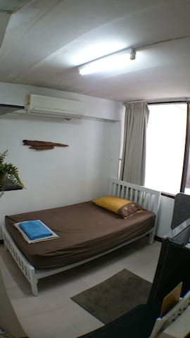 ❂Subway station✰Citycenter✰Private Bathroom1Aircon