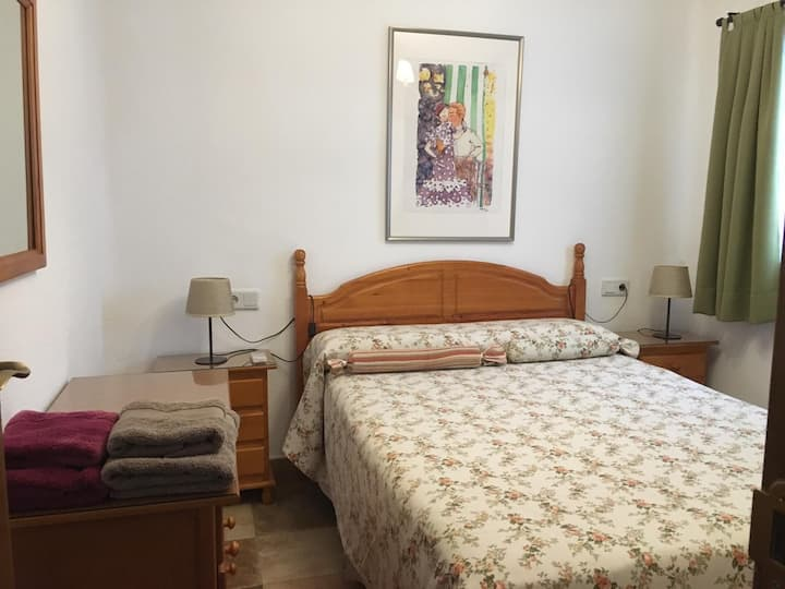 Air cond. Double room, classic Andalusian