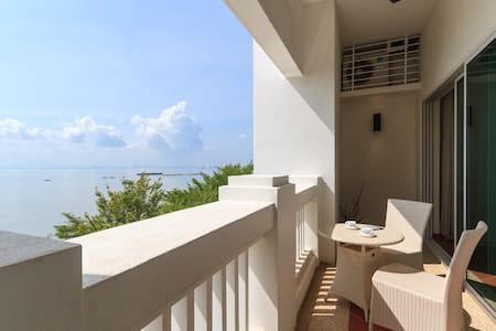 Home-Suites - Perfect Seaview, Straits Quay Penang - Tanjung Tokong - Appartement