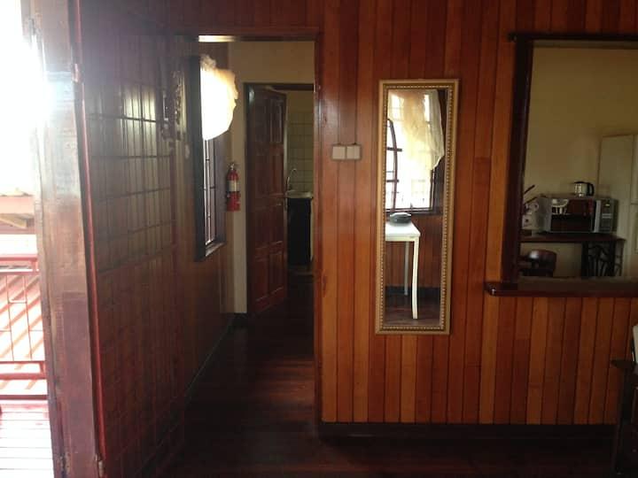 Paramaribo appartement voor 'n ontspannen verblijf
