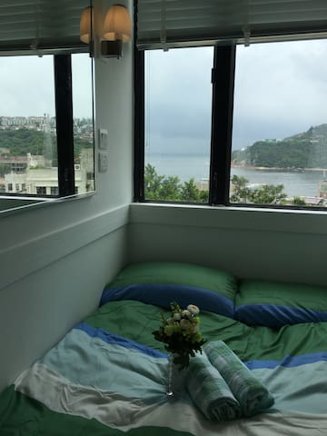 Sea View Studio for a Getaway - Hong Kong