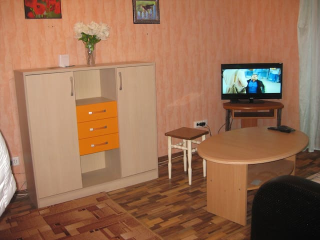 чистая , уютная квартира на 3ем этаже