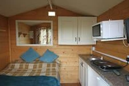 Glamping in Camp - cappaclogh west - Skur