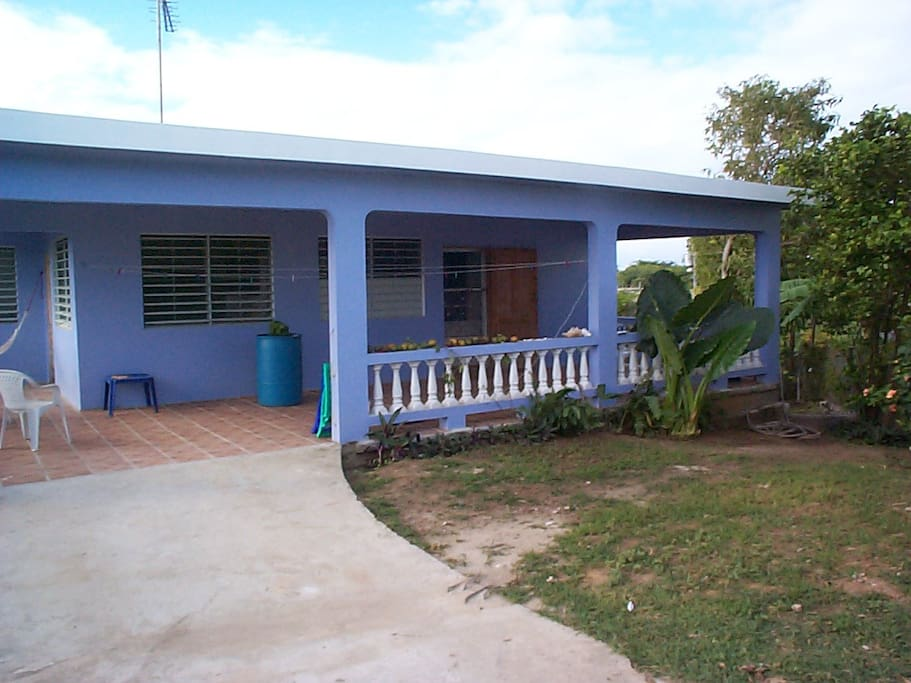 Casa Violeta Esperanza Vieques Pr Houses For Rent In