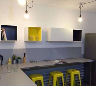Hostel Loft 18 pokój 1-6 osób
