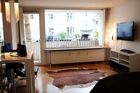 Comfortable and Clean Studio Apartment in Hoheluft - Hambourg - Appartement