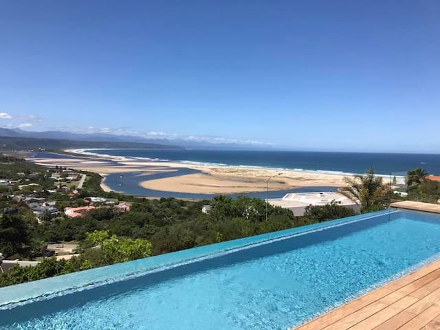 Infinite Blu - Marine Room .... with endless views - Plettenberg Bay - Ev